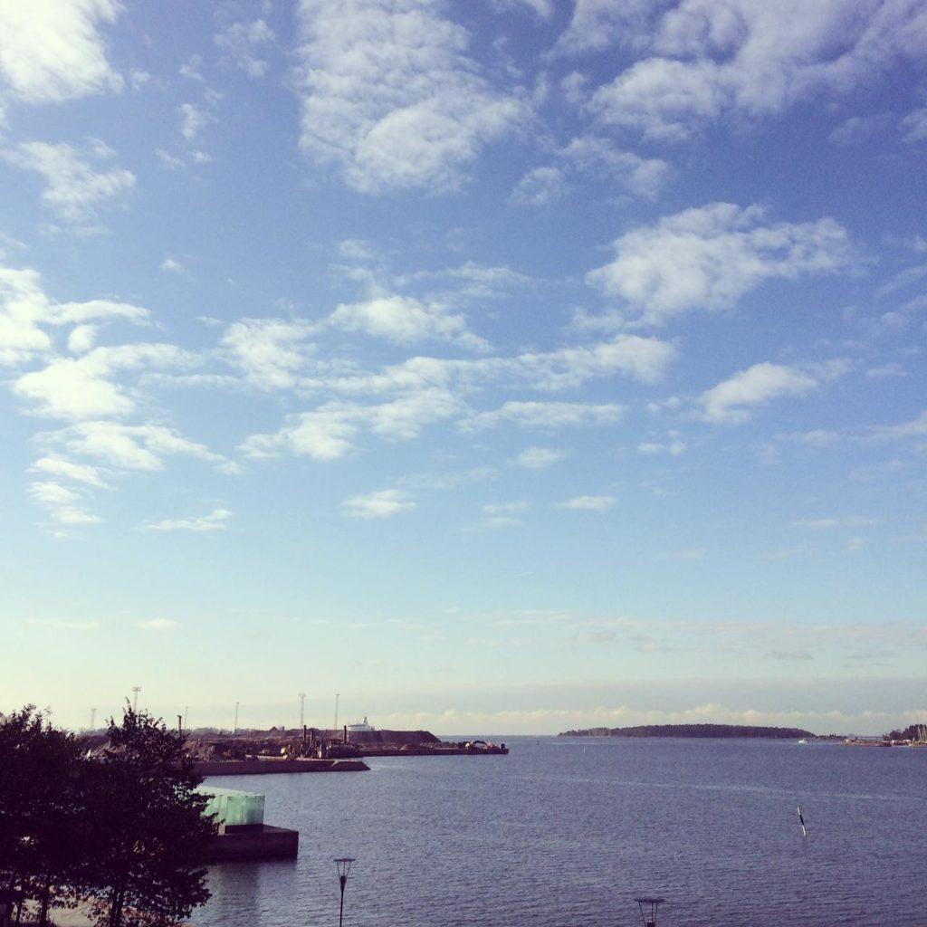 Päätin, että kuvaan joka päivä yhden meriaiheisen kuvan. Sarjaa voi seurata instagramissani.