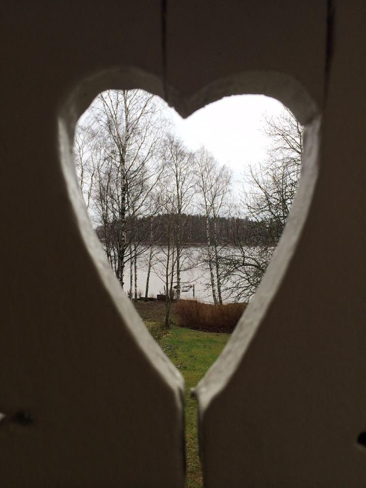 Usko, toivo, rakkaus. Siinä tärkeimmät!