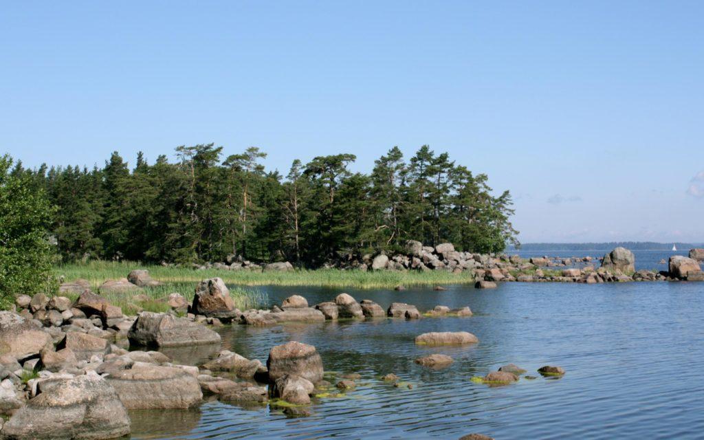 Myös paikka Loviisan ulkosaaristossa on itselleni tärkeä ja senkin luontoa haluan suojella.